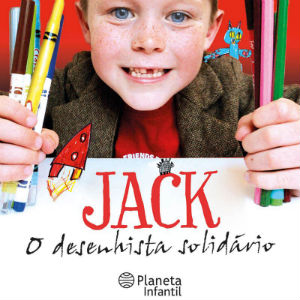 Jack Draws Anything Brazilian book cover
