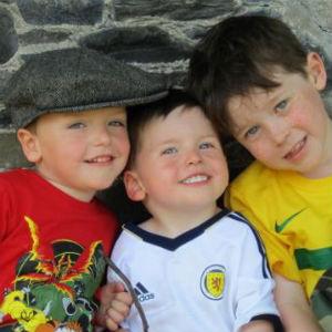 Toby, Noah & Jack