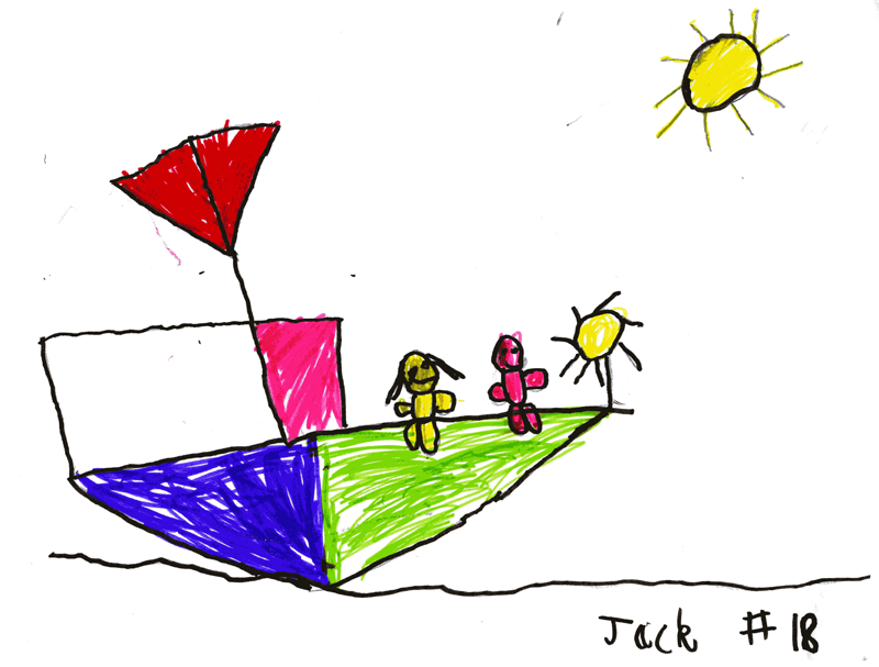 A boat for Nana & Da