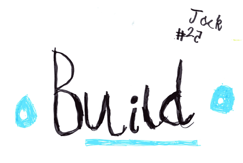 Build 2011 / @buildconf logo for Andy McMillan
