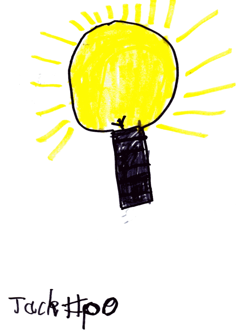 Yellow lightbulb for the ESPC