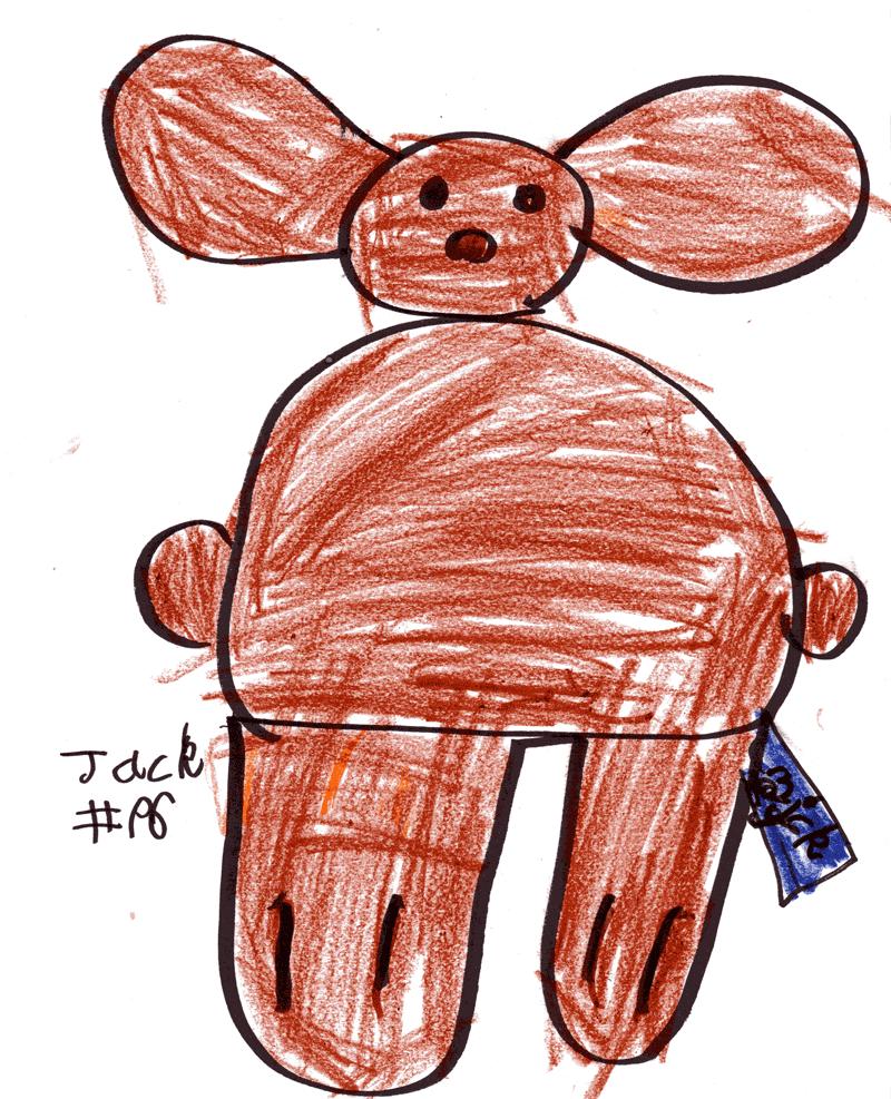 Teddy for Evie