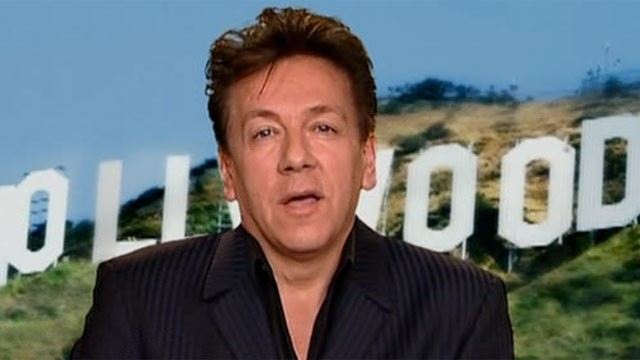 Hollywood sign for Ross King of Daybreak (@TheRossKing)