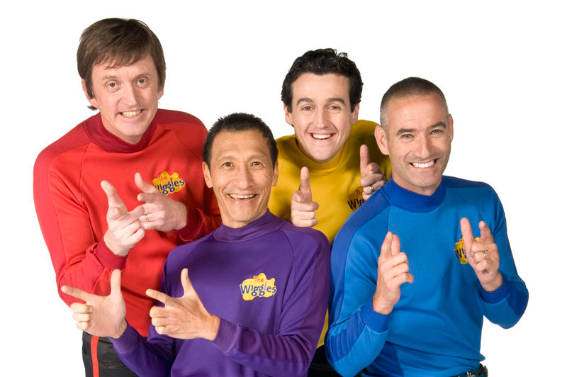 Meet The Wiggles Drawing Competition