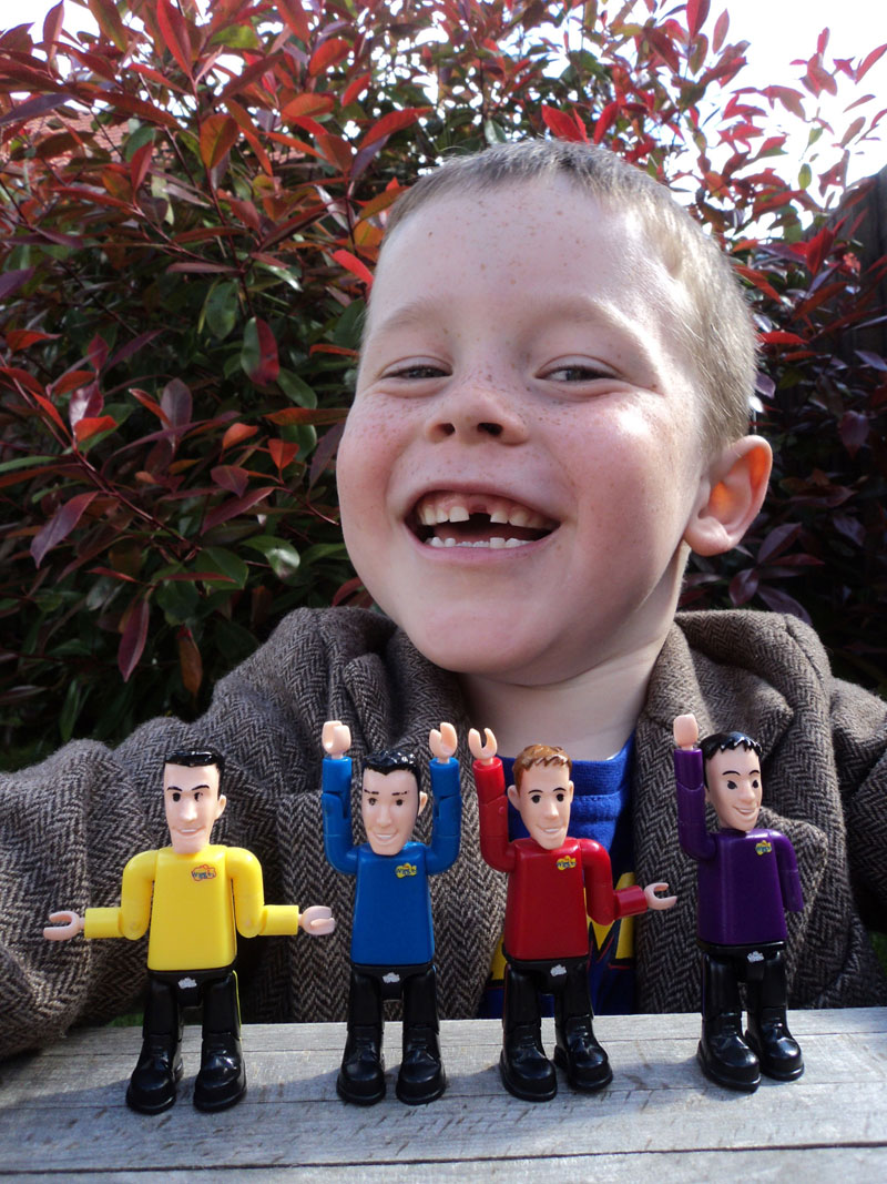 "PRESS RELEASE — Jack Draws Anything launches fundraising competition to win chance to meet ""The Wiggles"""