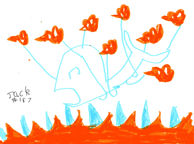 Twitter Fail Whale for Ruth Deller