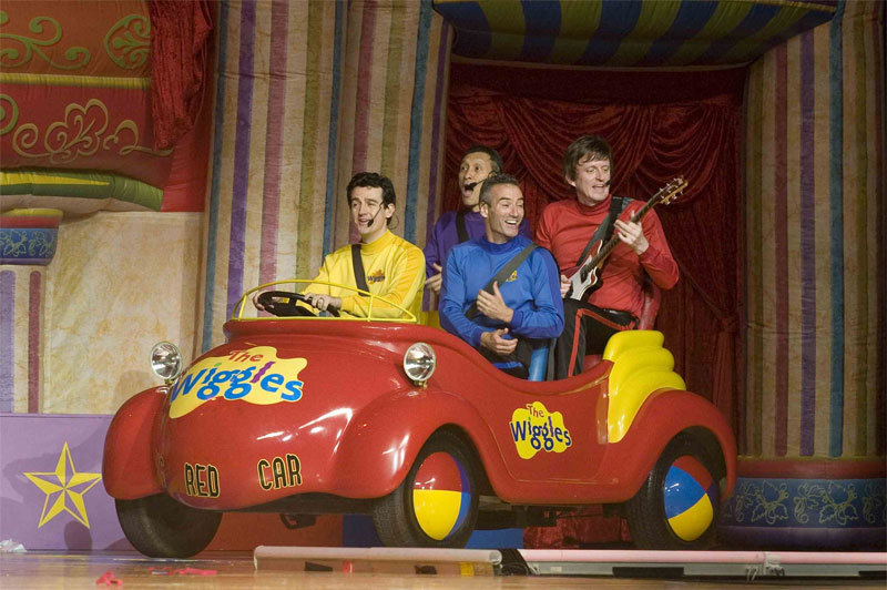 The Wiggles Toot Toot Chuga Chuga Big Red Car The Car