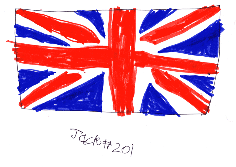 Union Jack for Jonathan Howard