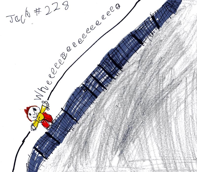 Travelator for Calum Kiverstein (age 3)