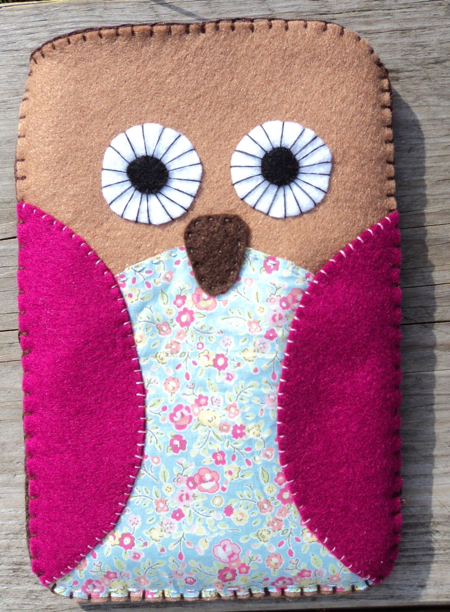 Daddy Owl, Mummy Owl & Baby Owl for Cathy & Amelia