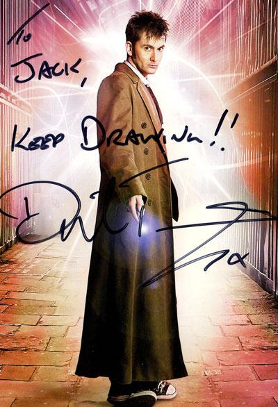 Scottish Dragon for David Tennant (aka Doctor Who)