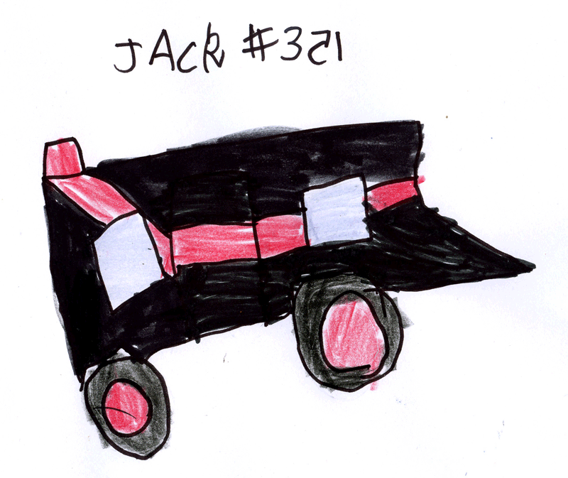 The A-Team van for David Jackson