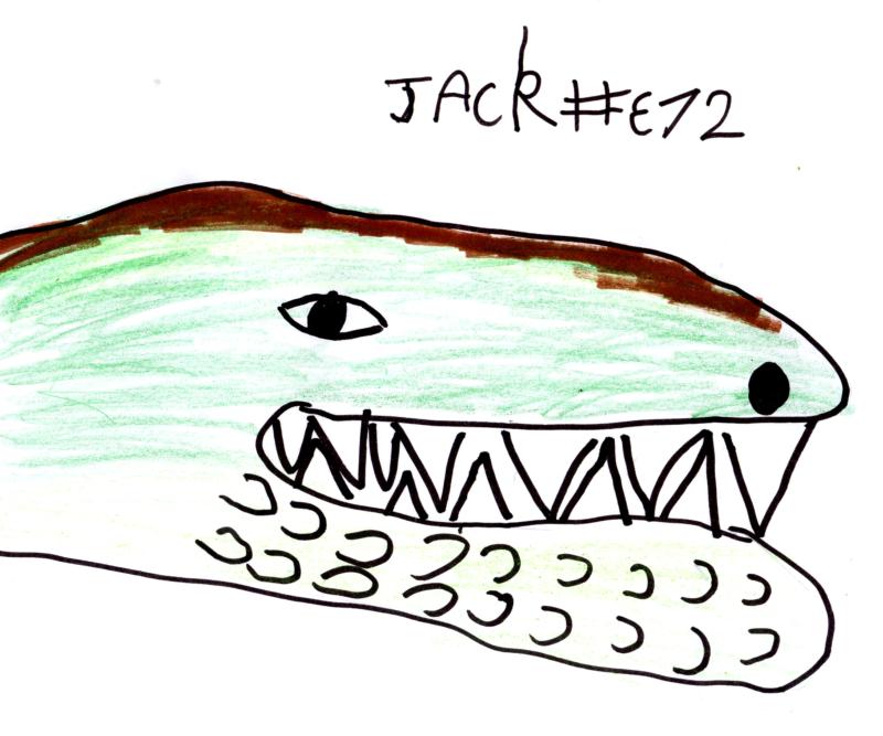 Crocodile for Rob (Highgate Motors)