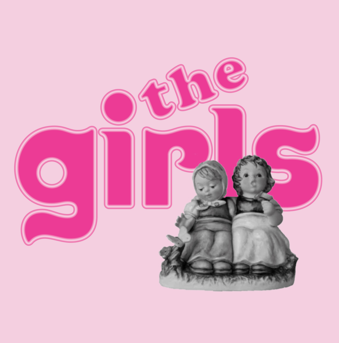 The Girls figurine for Karen & Carolyn