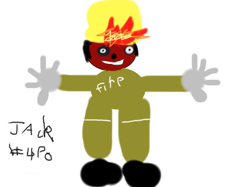 Fireman for Liz and Robin Tenerife