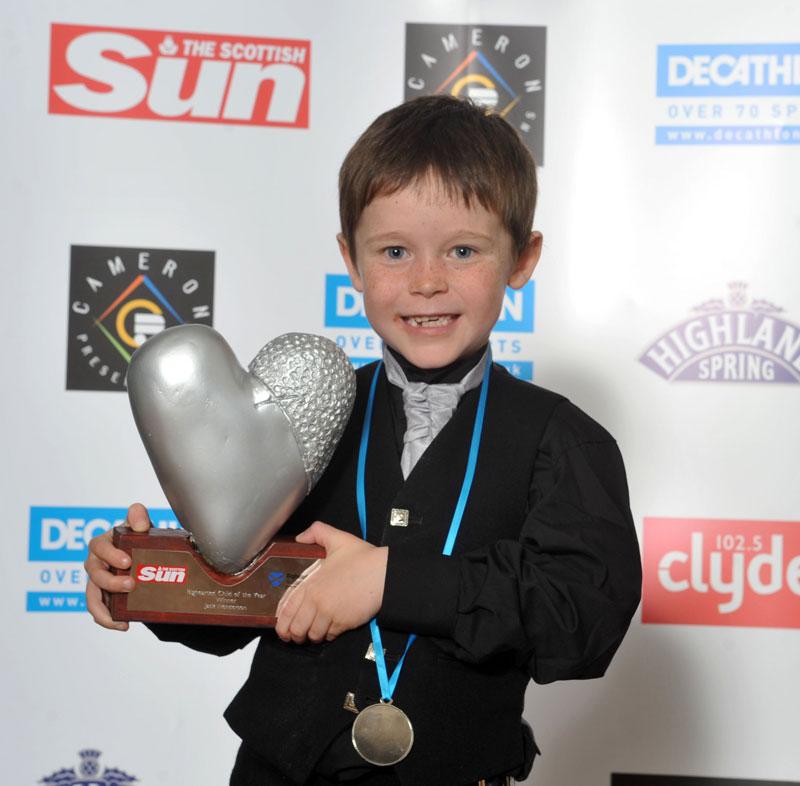 PRESS RELEASE — Jack Draws Anything wins Bighearted Scotland Award