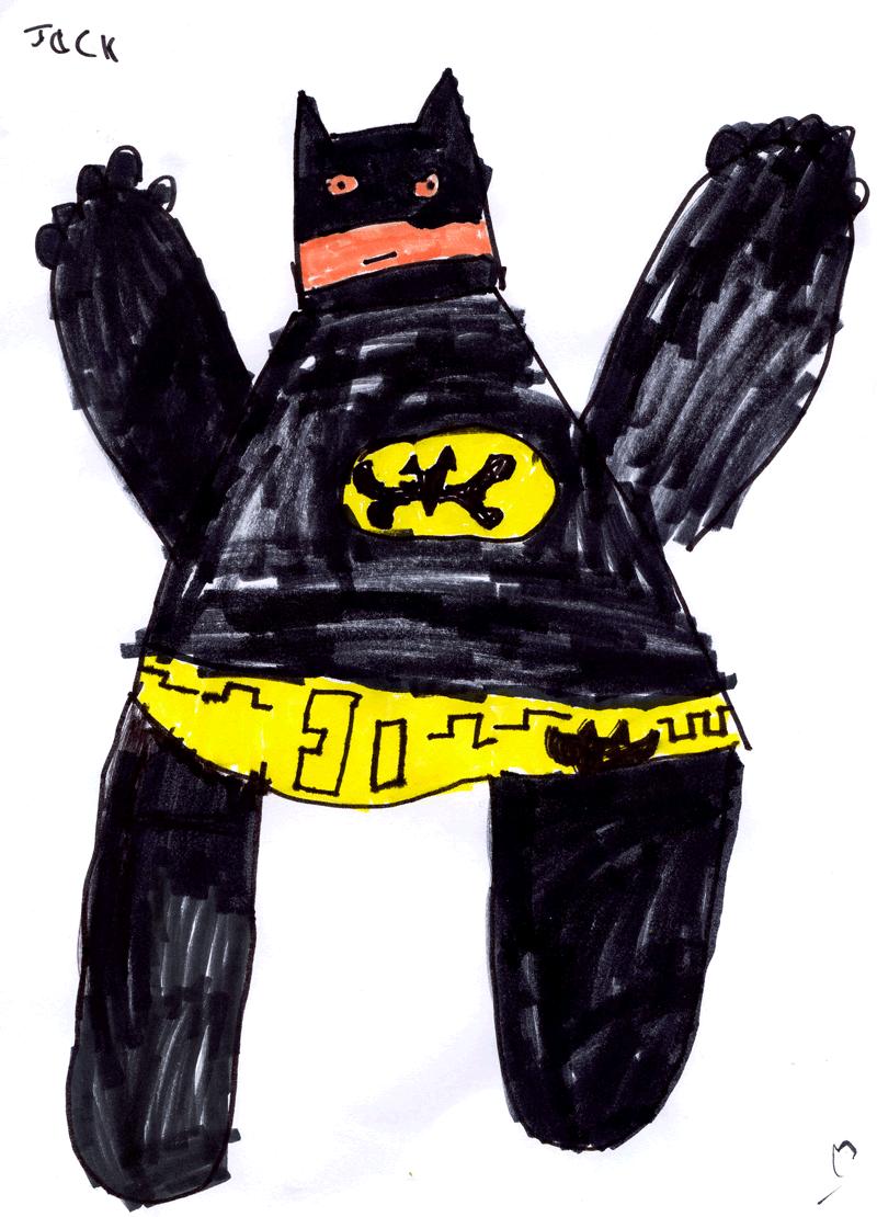 Superhero Collection–Batman